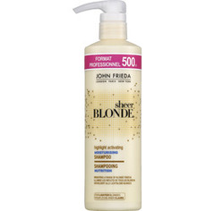 shampooing nutrition Blonde Sheer