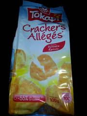 Crackers alleges Tokapi Tomate epicee 100g