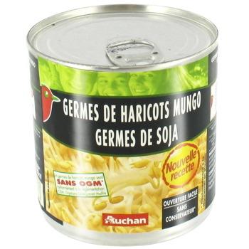 Germes de soja sans ogm tous les produits conserves de - Cuisiner les germes de soja ...