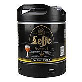 Bière Leffe Royale Perfect Draft - fût 6L