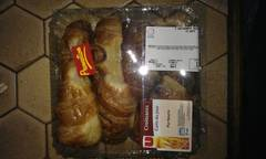 Croissants Selection U, 8 pieces, 360g