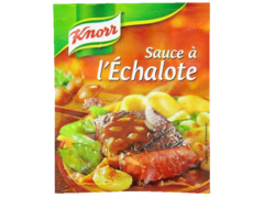 Knorr sauce deshydratee a l'echalote