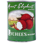 Mount Elephant lychees au sirop 567g
