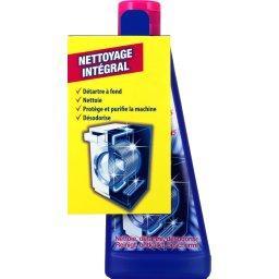 Dr beckmann nettoyant lave linge plus le flacon de 250ml tous les produits lavage - Nettoyant lave linge ...