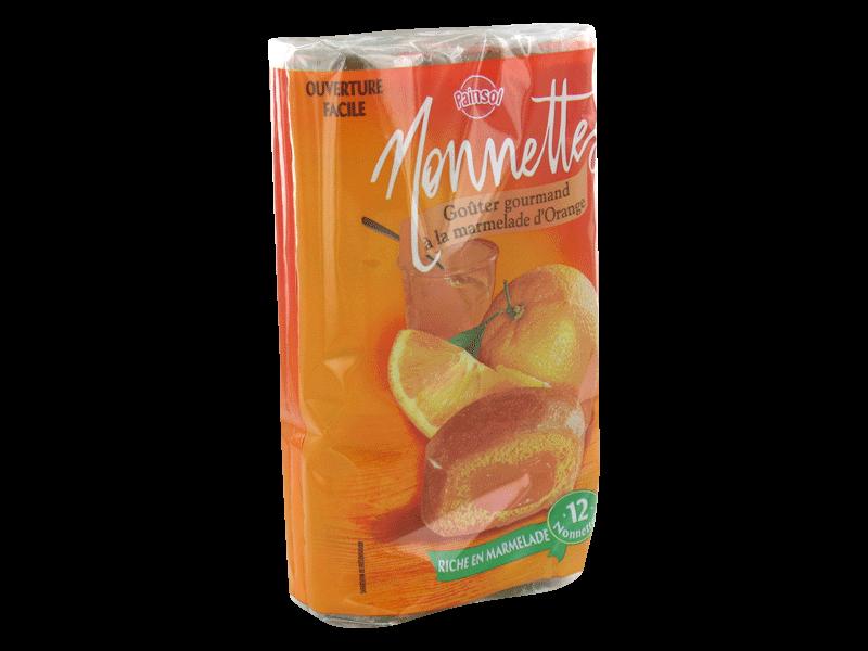 Nonnettes a l 39 orange painsol 12 pieces 300g tous les produits biscuits g teaux prixing - Carbonate de sodium danger ...