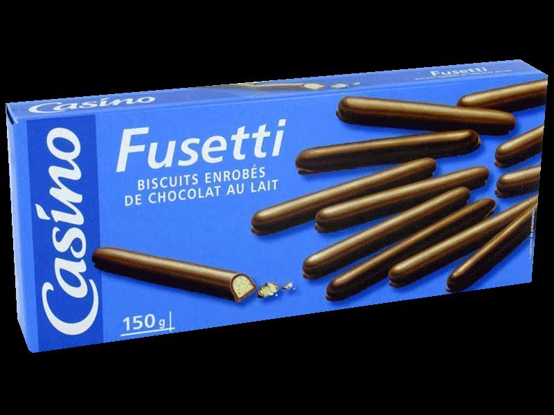 Fusetti enrobes de chocolat au lait tous les produits biscuits g teaux prixing - Carbonate de sodium danger ...