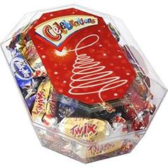 Assortiments de chocolats CELEBRATIONS, boite diamant de 300g