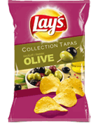 Chips saveur Olive - Collection Tapas
