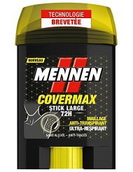 MENNEN Cover Max Déodorant Homme Stick Large50 ml