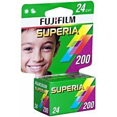 FILM FUJI SUPERIA 200 ISO 24 POSES