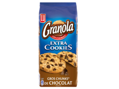 Biscuits choc. extra cookies