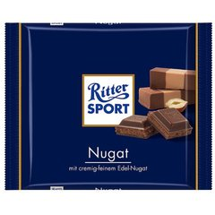 """Ritter Sport Praline single for"""