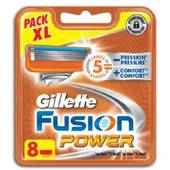 Gillette lames fusion power x8