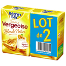 Beghin Say vergeoise blonde nature 2x500g