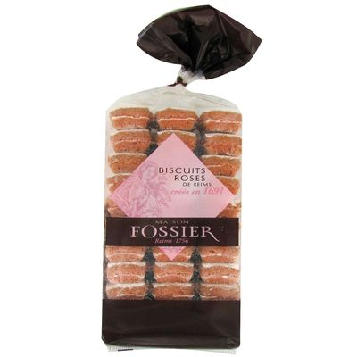Biscuit rose de reims sachet x33 - 275g
