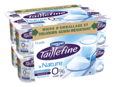 Taillefine nature 0%