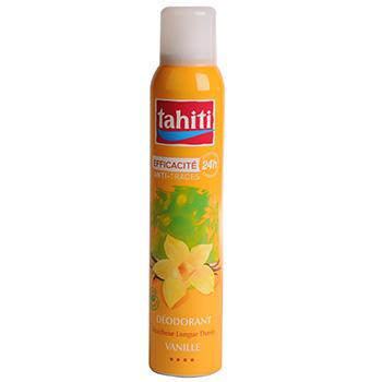 deodorant tahiti vanille tiare atomiseur 200ml tous les produits d odorants femme prixing. Black Bedroom Furniture Sets. Home Design Ideas