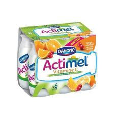 Actimel C-Fruits Orange-Acerola