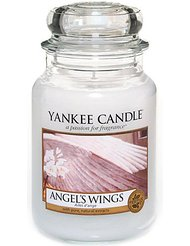 Yankee Candle - Grande jarre Angel's wings