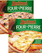 Four a Pierre Royale + Four a Pierre 4 Fromages