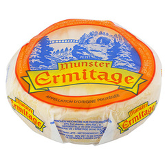 Fromage Munster Ermitage AOC 50%mg 200g