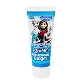 Oral-B Stages Dentifrice Pro-expert Motif Reine des Neiges 75 ml