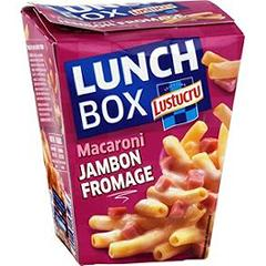 Macaroni jambon fromage - Lunch Box