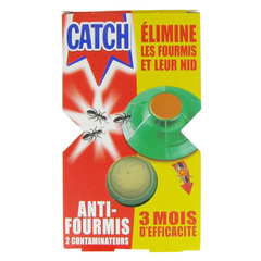 Contaminateurs anti-fourmis