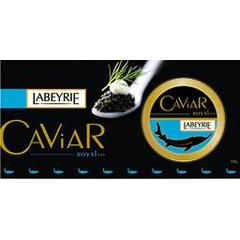 Labeyrie, Caviar royal, le pot de 25gr