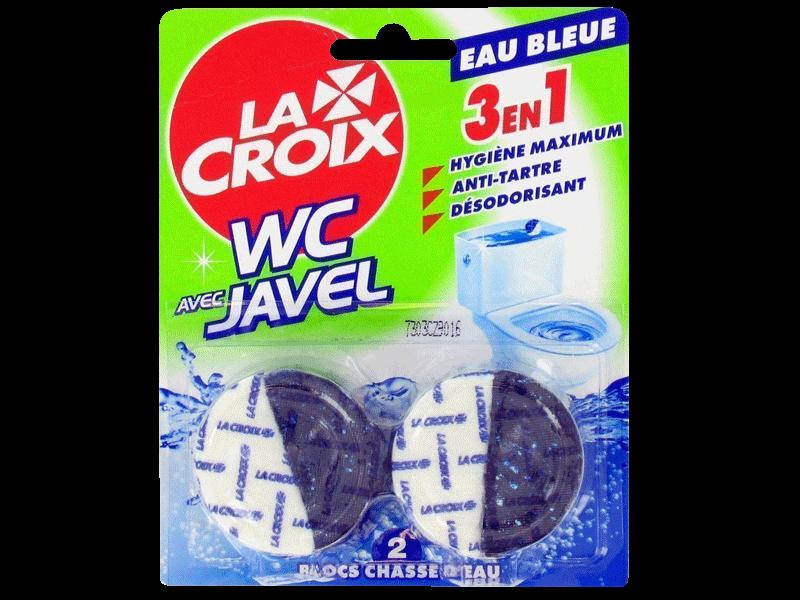 blocs chasse d 39 eau 3en1 javel eau bleue tous les produits nettoyants sp cialis s prixing. Black Bedroom Furniture Sets. Home Design Ideas