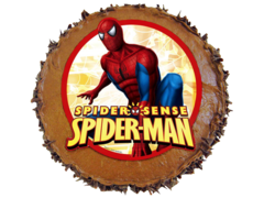 Gateau Spiderman LIGHTBODY, 610g