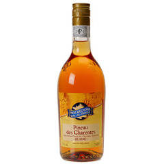 Pineau des Charentes blanc 17% Nos Regions ont du Talent 75cl