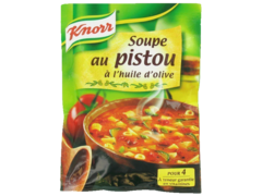 SOUPE PISTOU HUILE OLIVE KNORR