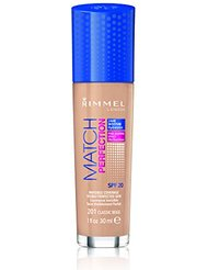 Rimmel London Match Perfection Fond de Teint SPF20 201...