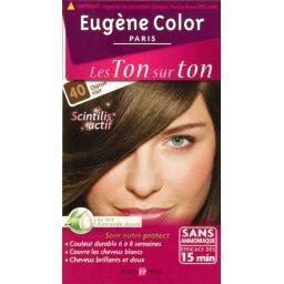 Coloration Ton Sur Ton Eugene Color Chatain Clair N 40 Tous Les Produits Colorations Prixing