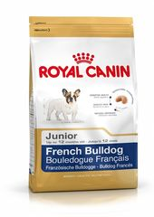 Royal Canin : Croquettes Chiot Bhn French Bulldog : 3 Kg