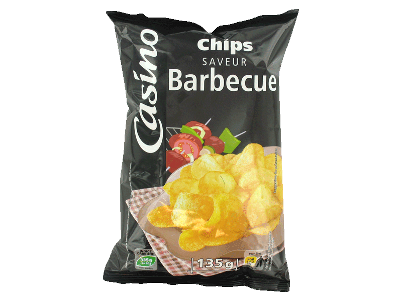 Chip saveur Barbecue