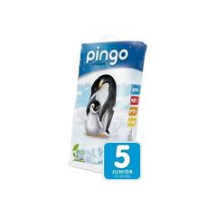 Pingo couches ecologiques junior 12/25kg taille 5x44 couches