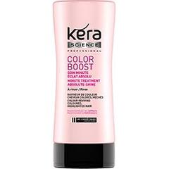 Soin minute Color Boost eclat absolu - Kera Science