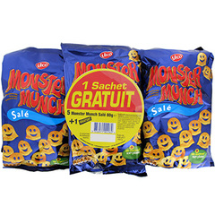 Biscuits Lorenz Monster Munch Sale 5x80g