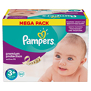 Pampers active fit méga x80 taille3 +