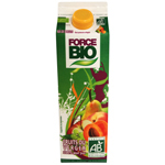 Force Bio pur jus fruits du verger frais 1l