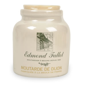 Moutarde de Dijon pot en gres 250g