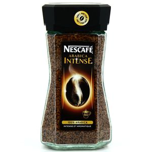 Café soluble 100% Arabica Intense