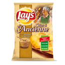 Lay's chips à la moutarde à l'ancienne 120g