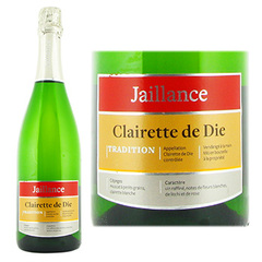 Clairette Die Jaillance Tradition 75cl