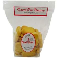 Carres pur beurre MR BREDALSACE, 150g