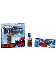Barbie Spiderman Coffret Eau de Toilette 30 ml + Trousse