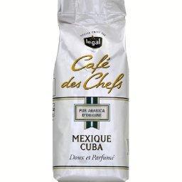 Cafe Des Chefs Legal Prix
