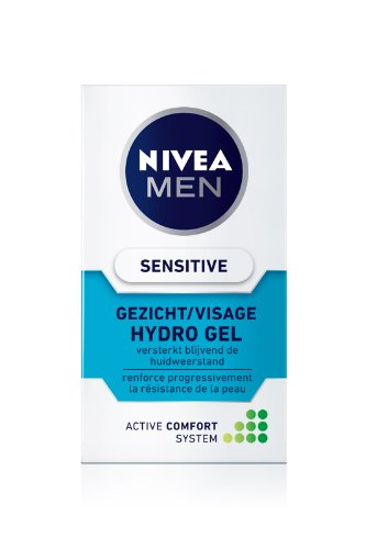 Nivea for men gel apaisant peau sensible 50ml